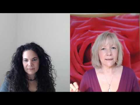 A conversation with Rose Alchemist, Sandy Humby