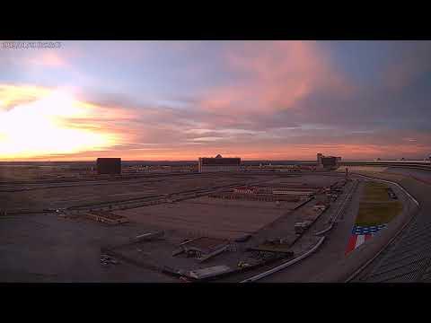 Cloud Camera 2019-01-21: Texas Motor Speedway