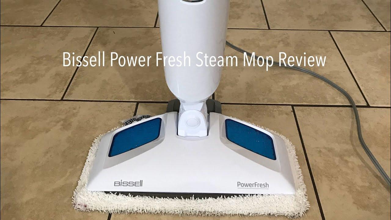 Bis Fresh Steam Mop Review