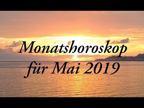 Wassermann Mai 2019 - Monatshoroskop