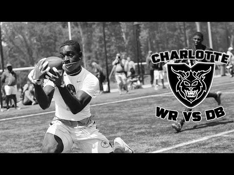 Nike Football's The Opening Charlotte 2017 | WR vs DB