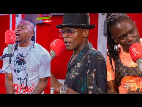 Pallaso Speaks Out On The V iolence Amongst The Mayanja Brothers.
