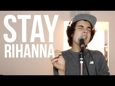 Stay - Rihanna (Cover by Alexander Stewart)