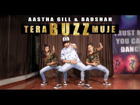 Buzz - Aastha Gill Feat Badshah Dance Choreography | Vicky Patel | Hip Hop