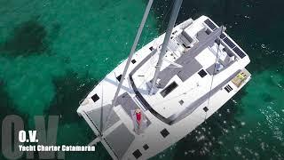 Catamaran O V  Yacht Charter Vacations