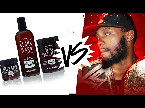 Scotch Porter Beard Care Products Review  Discount Coupon