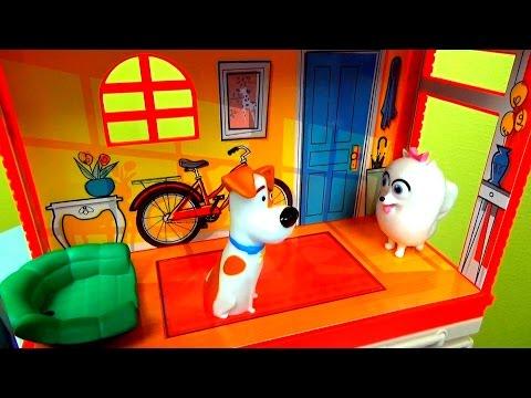 Мультфильм Тайная жизнь домашних животных смотреть онлайн