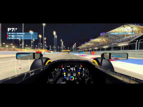 GCC Double Fun Event 12 » F1 2014 25% Bahrain 30.01.2016