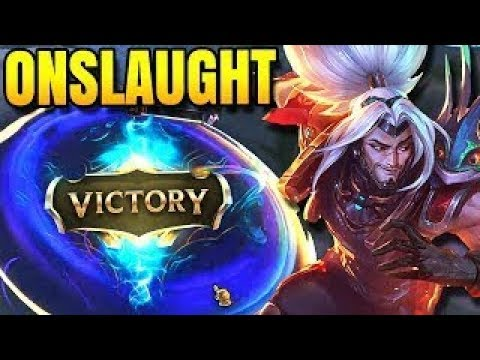 Strategy 100% Win Rate at Odyssey Extraction: Onslaught Difficulty - (league Of Legends)