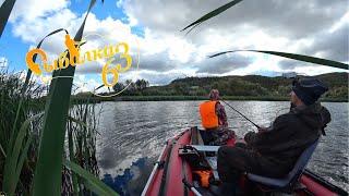 Рыбалка на хищника осенью спиннинг осенью 2021