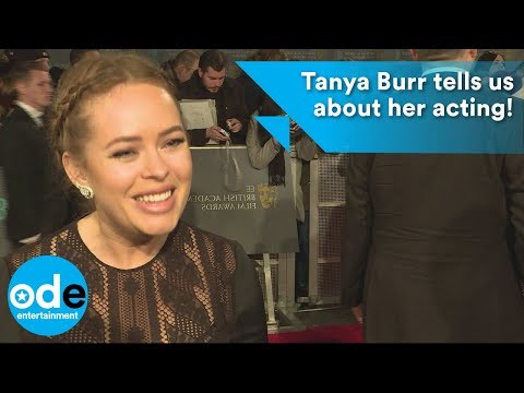 BAFTAs 2018: Tanya Burr tells us about her acting!