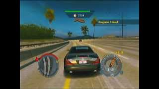 NFS Undercover (Wii) Rose's Package