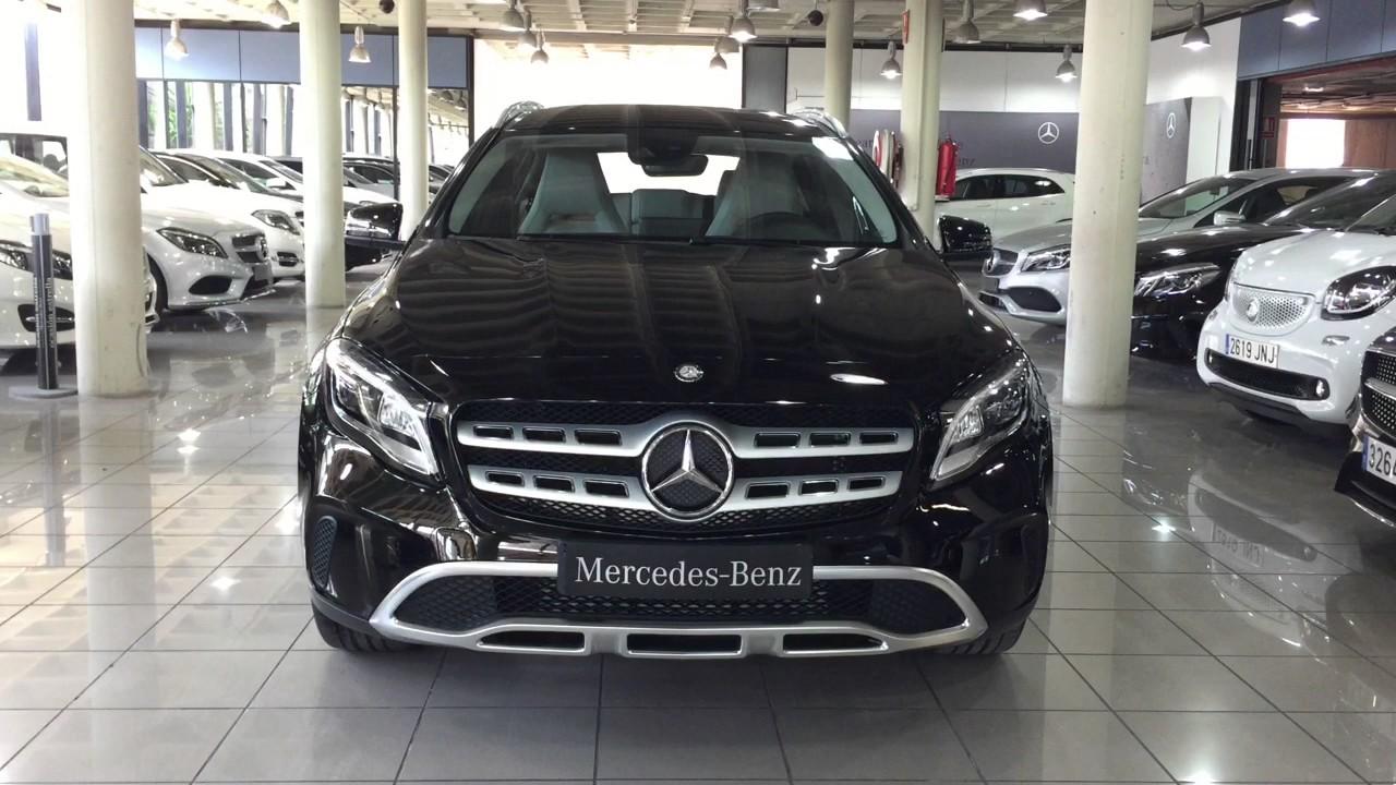 Mercedes Benz Vegar Gla 200d Urban Negro Noche Youtube
