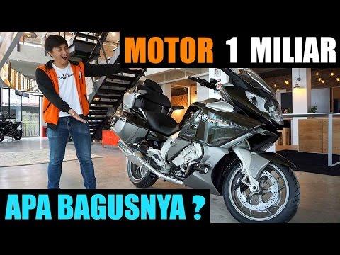 Kerennya Showroom BMW Motorrad Indonesia