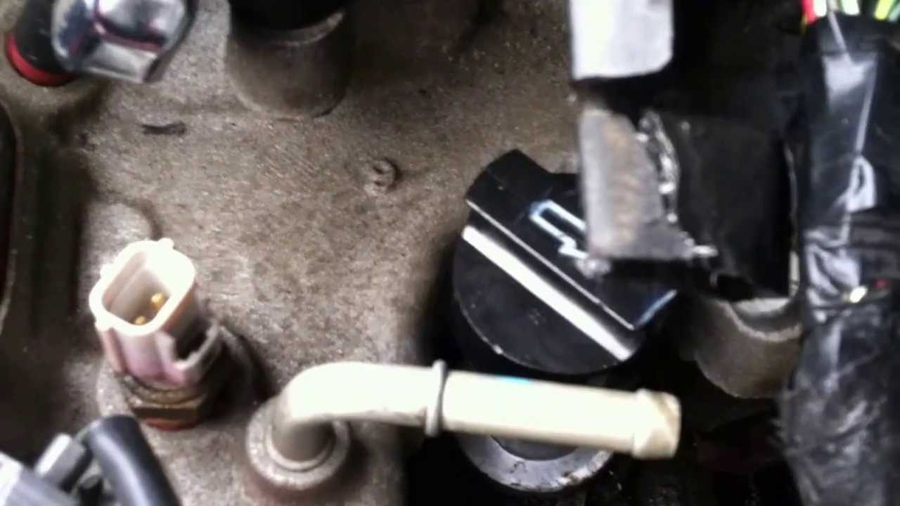 2004 2007 Ford Taurus Camshaft Synchronizer Part Two Installing The You