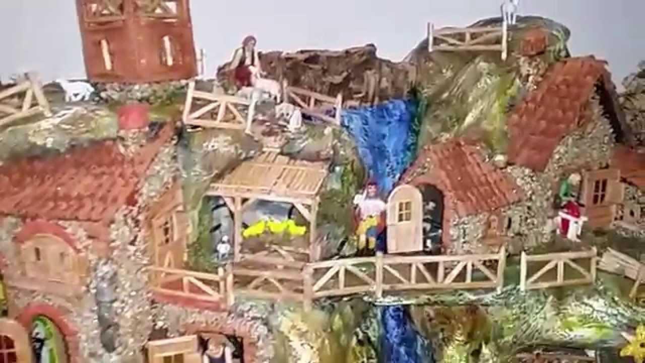 Il Museo del presepe- Chiesa di San Francesco ...