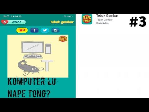 WALKTHROUGH TEBAK GAMBAR INDONESIA LEVEL 3 STAGE 1-20 #3 - YouTube
