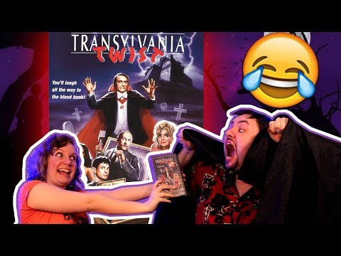 Transylvania Twist (1989) (Movie Nights) (w/Phelan Porteous)