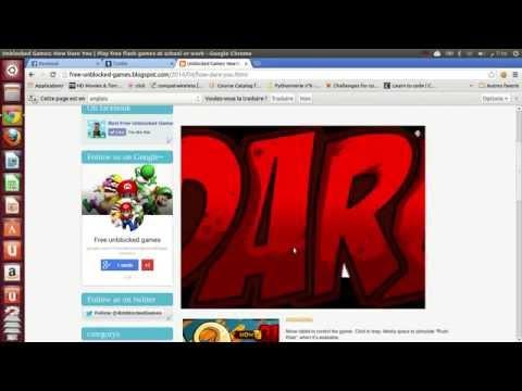 Free Unblocked Games Website !!