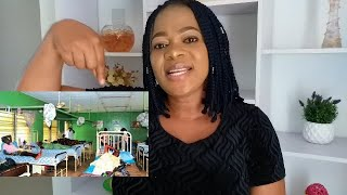 ANTINATA CARE + GIVING BIRTH IN NIGERIA HOSPITAL