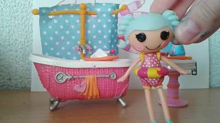 Моя коллекция Лалалупси My collaction lalaloopsy Вероника