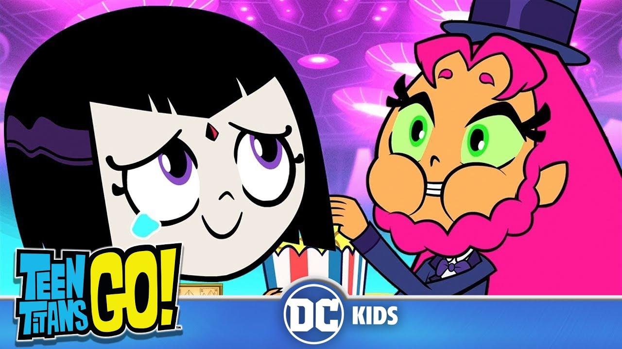 Teen Titans Go! | A History Lesson | DC Kids