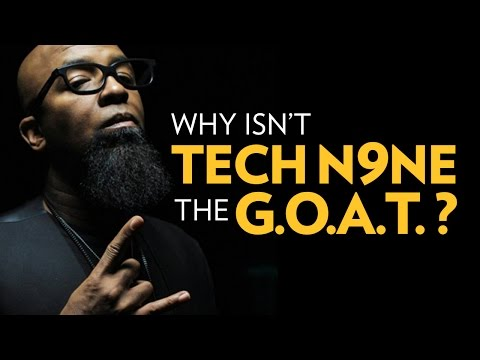 Tech N9ne: The Greatest Rapper Of All Time