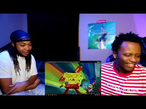SpongeBob SquarePants - Sweet Victory (HALFTIME PERFORMANCE) | REACTION