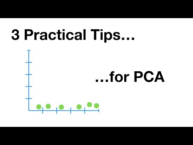 StatQuest: PCA in R, Clearly Explained!!! | Statquest