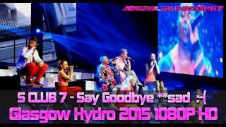 s club 7 say goodbye full songs 2015 bring it all back tour 1080p
