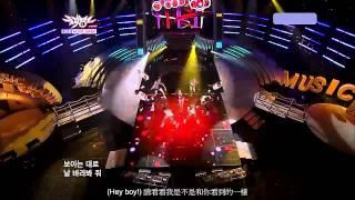 110729 hyuna泫雅 bubble pop 中字