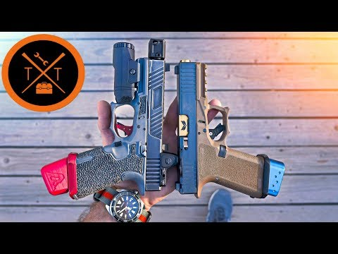 I BET YOU CAN'T Build a Polymer 80 Custom Glock 19..For Less!