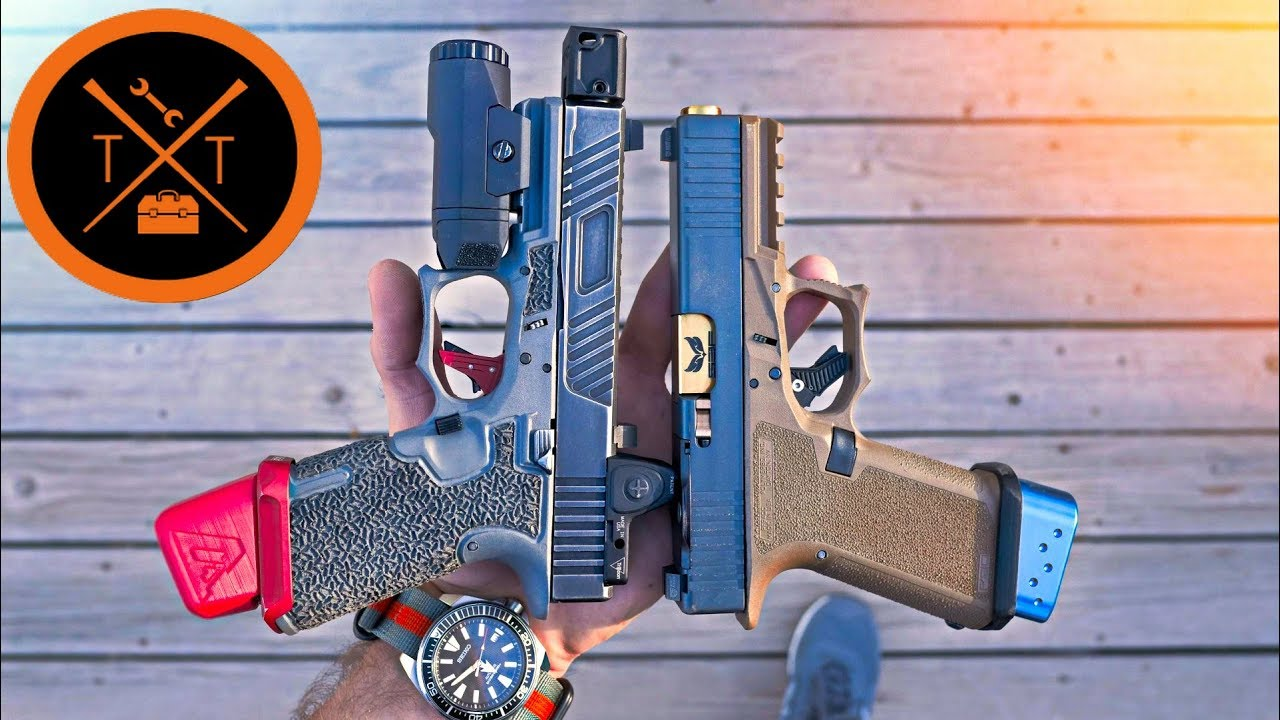 I BET YOU CAN'T Build a Polymer 80 Custom Glock 19  For Less!