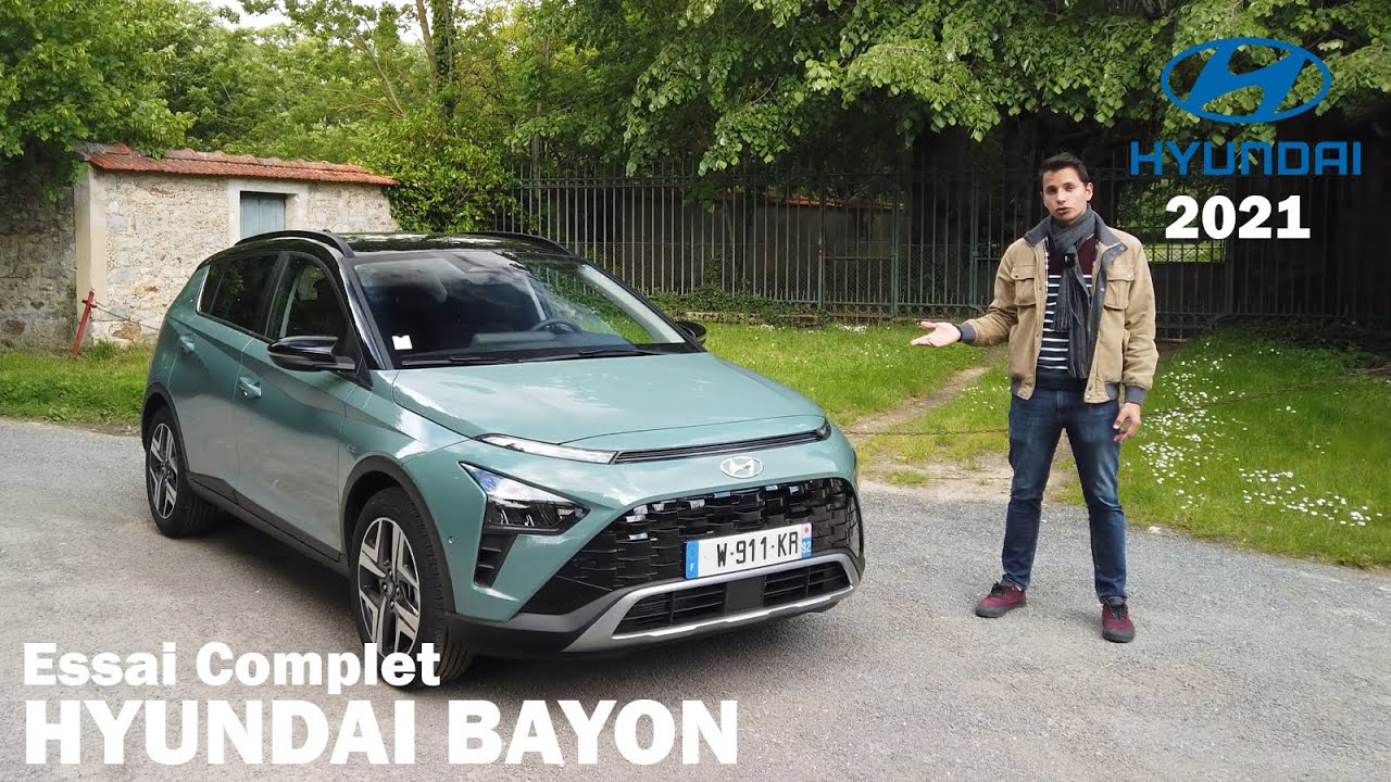 Download Nouvelle Hyundai BAYON 2021