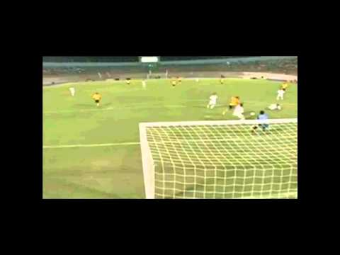 2nd Goal Jamaica vs Guatemala WCQ 8/6/2012- Johnson's Finish 2-0 WC2014 CONCAF