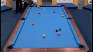 Efren Reyes, the world\'s greatest pool player ever dazzles with his skill and humility