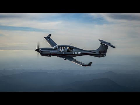 The Black Knight: Diamond DA50 RG North American Aircraft Launch
