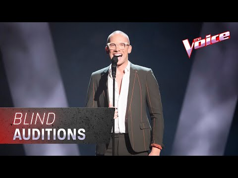 The Blind Auditions: Caleb Jago-Ward Sings 'Confide In Me' | The Voice Australia 2020
