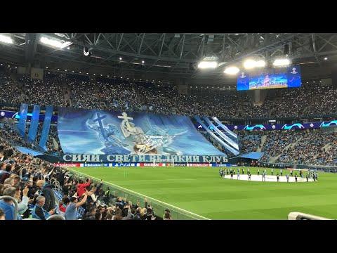 Футбольный матч зенит байер видео