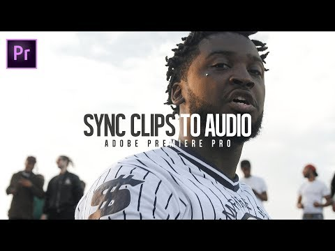 INSTANTLY Sync Music Video Clips To Audio | Adobe Premiere Pro Tutorial