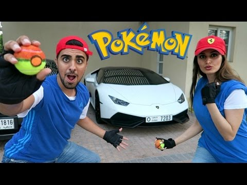 POKEMON GO - DUBAI EDITION !!!