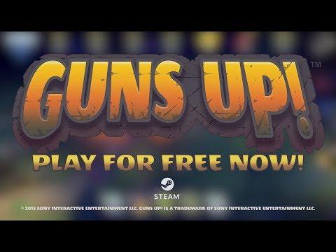 GUNS UP! - Our friend cusman, Steam account!