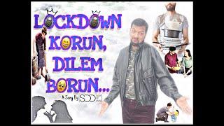 LOCKDOWN KORUN DILEM BORUN - New Konkani Comedy Song 2020