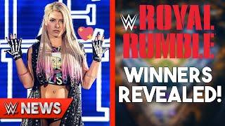 Alexa Bliss Wrestling Again Soon?! Royal Rumble 2019 Match Winners Revealed! - WWE News Ep. 205