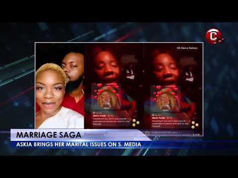 Askia's Marriage Saga goes sour online | More entertainment news | CMTVNews