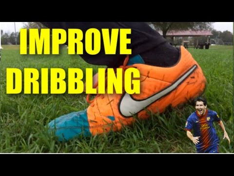 How to Improve Your Dribbling   Tips