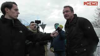 RTL-Interview zur Grundsteinlegung der Ahmadiyya-Moschee in Erfurt