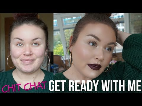 Chit Chat GRWM | My Everyday Makeup | Just Taylor