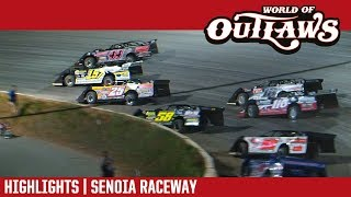 World of Outlaws Late Model Series | Senoia Raceway 5/5/18