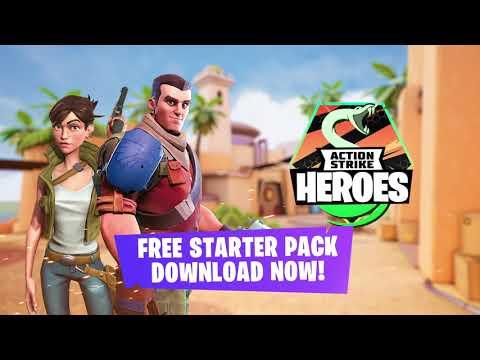Action Strike Heroes 2020 FPS Trailer